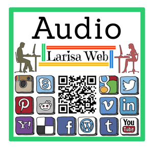 Larisa Web Audio Editing Services