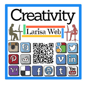 Larisa Web Creativity Video, photos, PNG