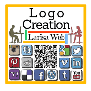 Best Logo Creation Larisa Web