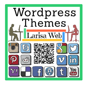 Wordpress Themes Larisa Web Shop