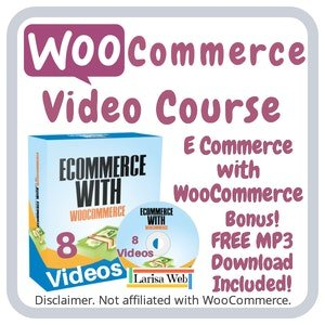 WooCommerce How To Video Course